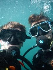 Scuba Diving!